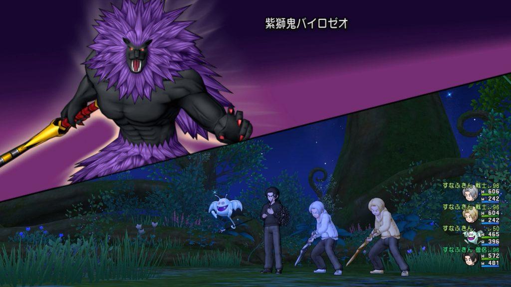 バトル・ルネッサンス!超強い紫獅鬼バイロゼオをサポ攻略