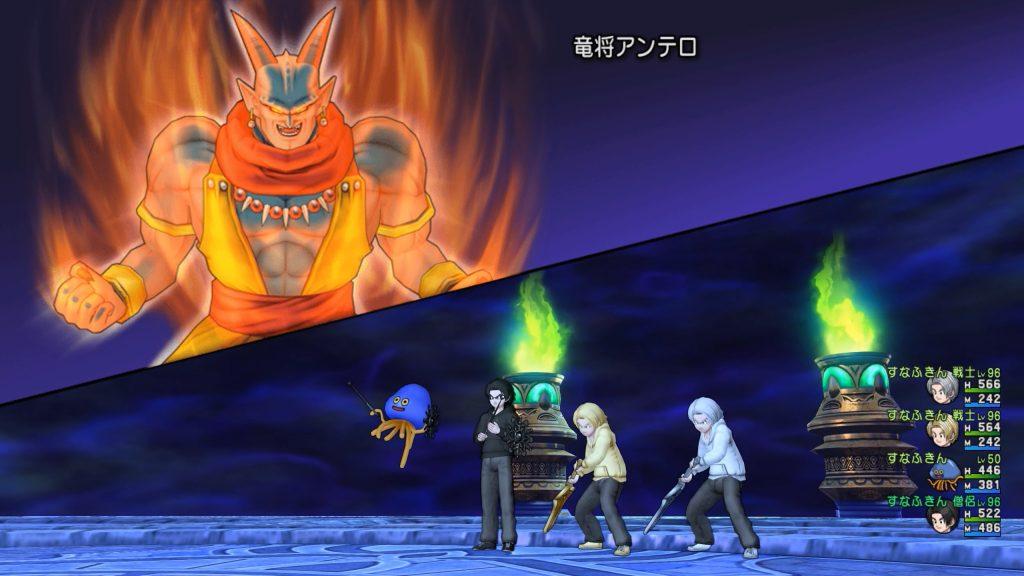 バトル・ルネッサンス!超強い竜将アンテロ・奈落をサポ攻略